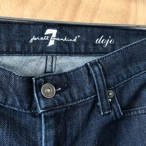 7 for all Mankind Dojo Flare a Jeans